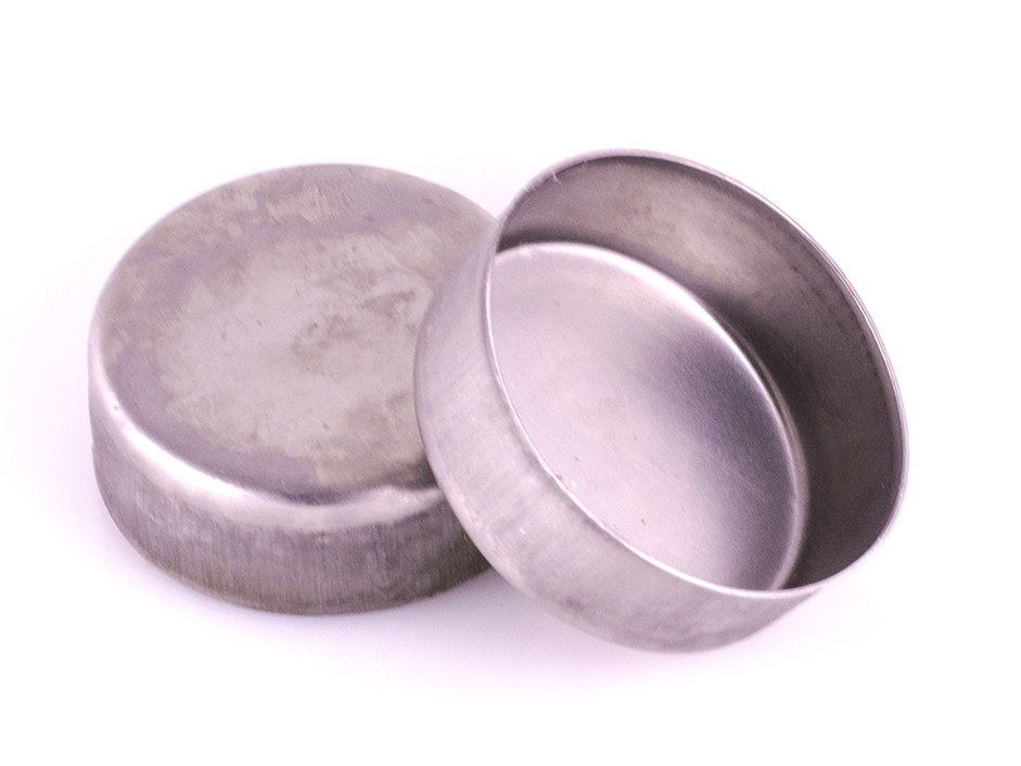 Metal Pipe Caps